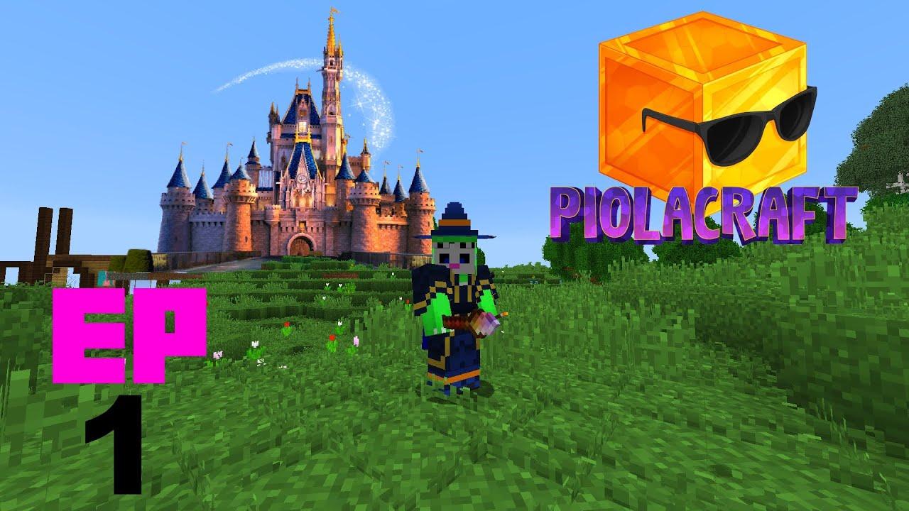 PiolaCraft - EP1 - RLCraft 2.0 pero ahora soy un mago