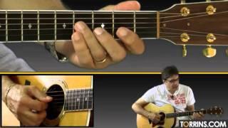 Jo Bhi Main Guitar Lesson (Complete) Rockstar