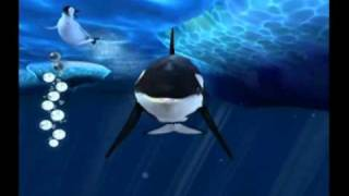Happy Feet Movie Game Walkthrough Part 29 (Wii)