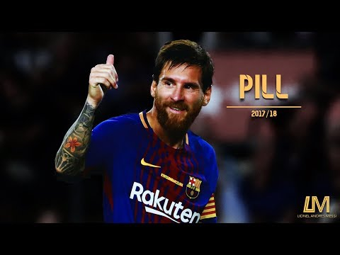 Lionel Messi   Pill    2017/18
