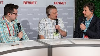 BevNET Live:  Livestream Lounge with James Richardson, SVP Knowledge & Innovation, Hartman Group