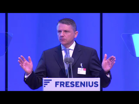 Fresenius Annual General Meeting 2017 - Speech of the CEO (Translation)