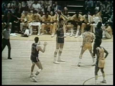 1972 NBA Finals: Knicks at Lakers, Gm 5 part 11/11