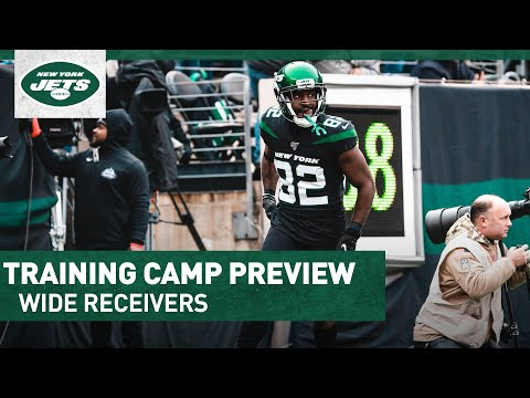 3 Things to Know About the Wide Receivers | Jets Training Camp Preview | NFL