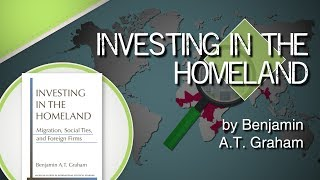 Investing in the Homeland by Benjamin A.T. Graham