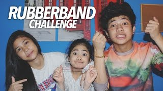 Rubber Band Siblings Challenge