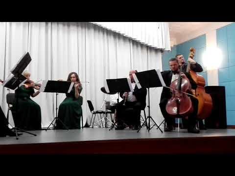 Ф. Меркьюри. Богемская рапсодия. Магаданский камерный оркестр. Солист Глеб Богданов.