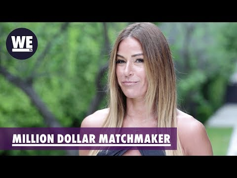 What Was I Thinking: Claudia and Kelly  Million Dollar Matchmaker  WE tv