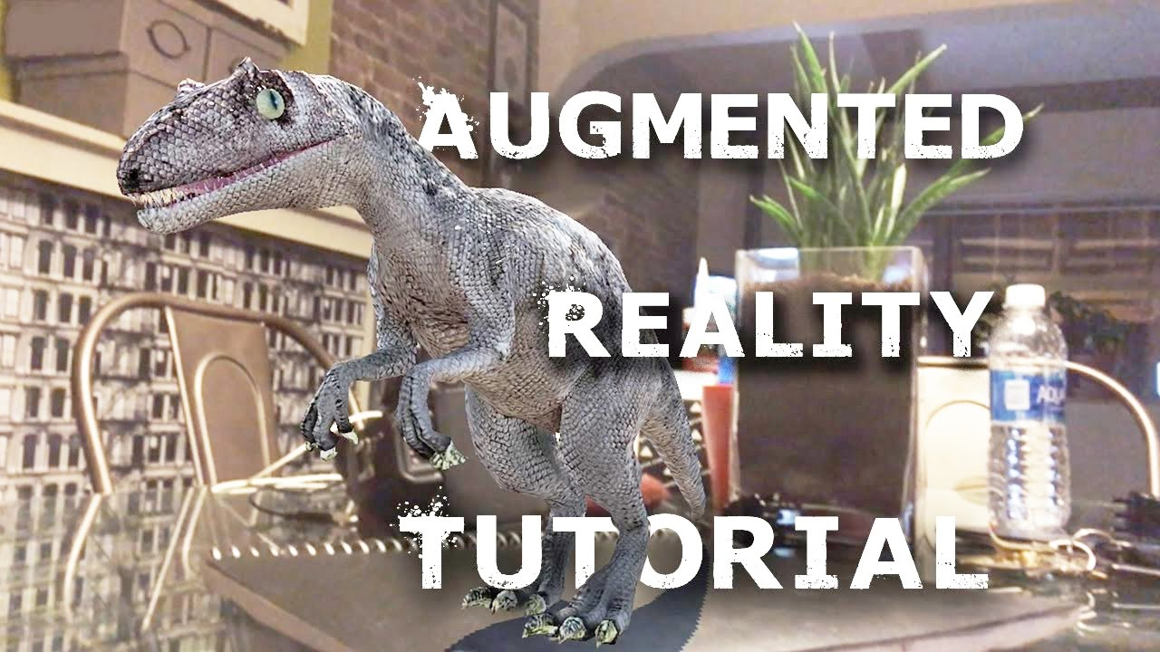 How to Markerless Augmented Reality Tutorial: SLAM: 8 Steps (with