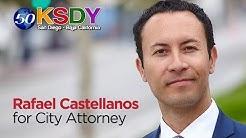 Rafael Castellanos for City Attorney