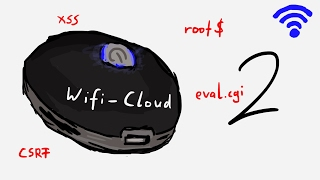 Showing various security issue of the Wifi-Cloud Hub