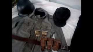 WWII Finnish Jaeger rifleman Summer Impression 1941