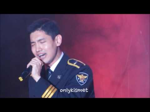 170420 Shim Changmin (S/S Concert) - No matter where (어디에도)