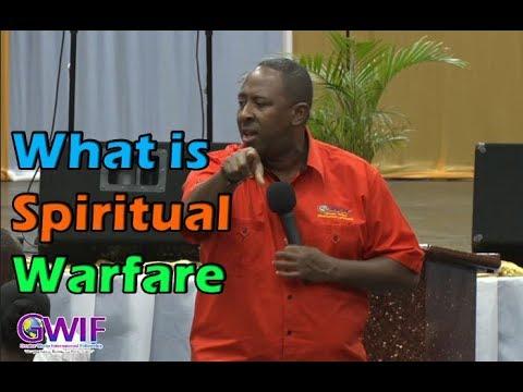 What is Spiritual Warfare   Apostle Andrew Scott