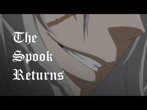 (AMV) Black Butler: Book of the Atlantic - The Spook Returns