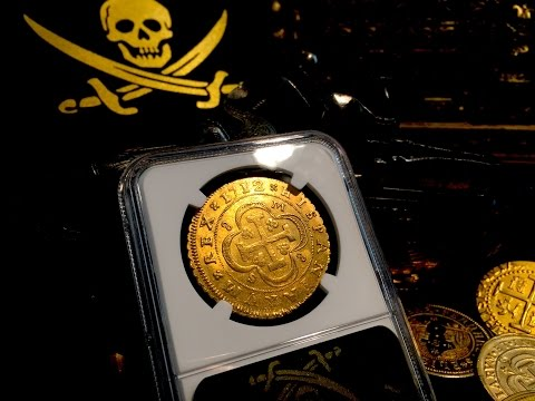 RARE GOLD TREASURE COINS FROM SUNKEN SHIPWRECKS REAL PIRATE ESCUDOS