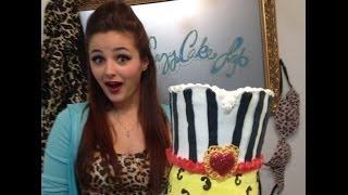Leah's Crazy Cake Lab Channel Trailer
