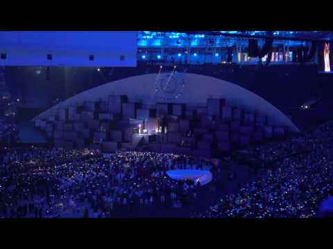 RIO 2016   OPENING CEREMONY, MARACANA STADIUM 9