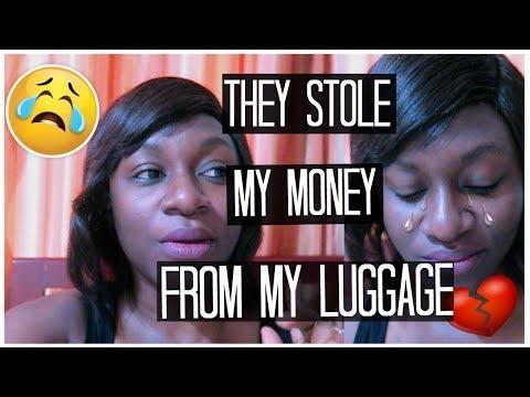 They Stole My Money 💰🙆🏾😞| GHANA VLOG 2017 | #2