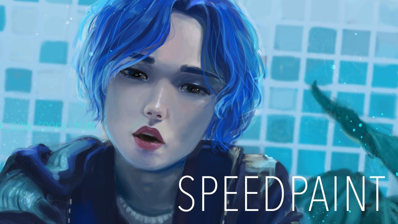 Speedpaint Ikon Killing Me Bobby Youtube