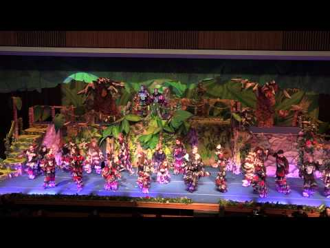 Tarzan The Stage Musical - Act 1