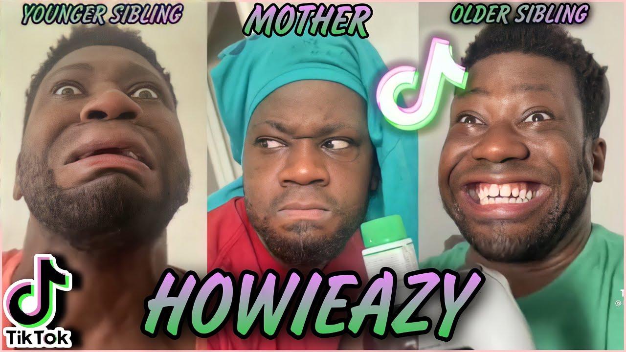 Funniest Howieazy ''Little Siblings'' BEST TikTok Compilation P.2 #howieazy #littlesiblings #tiktok