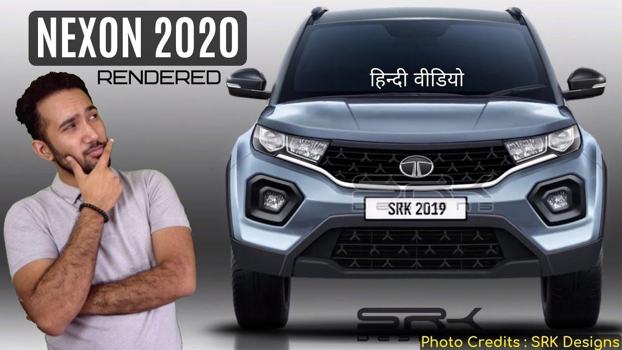 Tata nexon car price in india 2020
