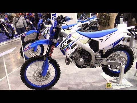 2015 TM Racing EN 125 - Walkaround - 2014 EICMA Milan Motorcycle Exhibition