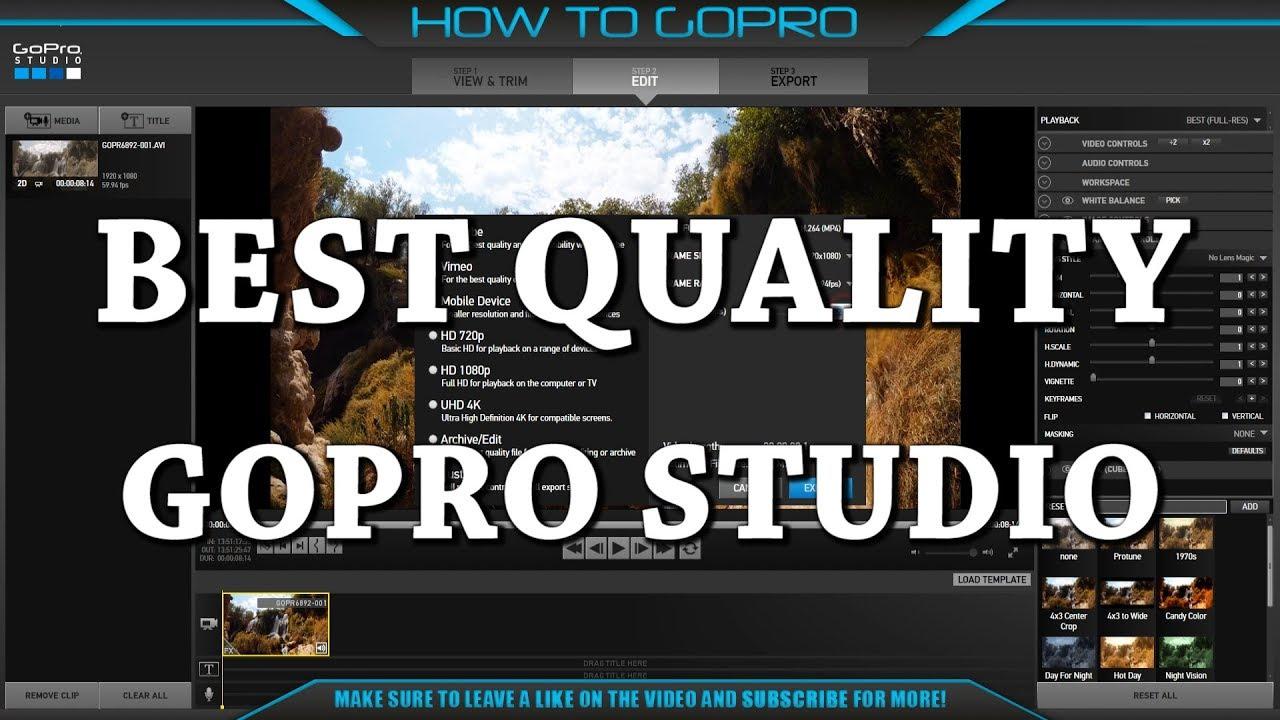 gopro studio 32 bit download
