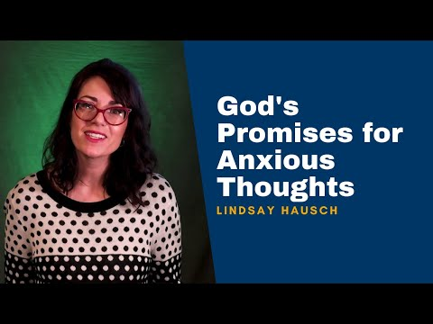 Lindsay Hausch on Anxious Thoughts