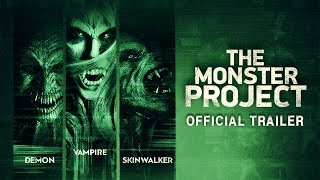 The Monster Project (2017) OFFICIAL TRAILER