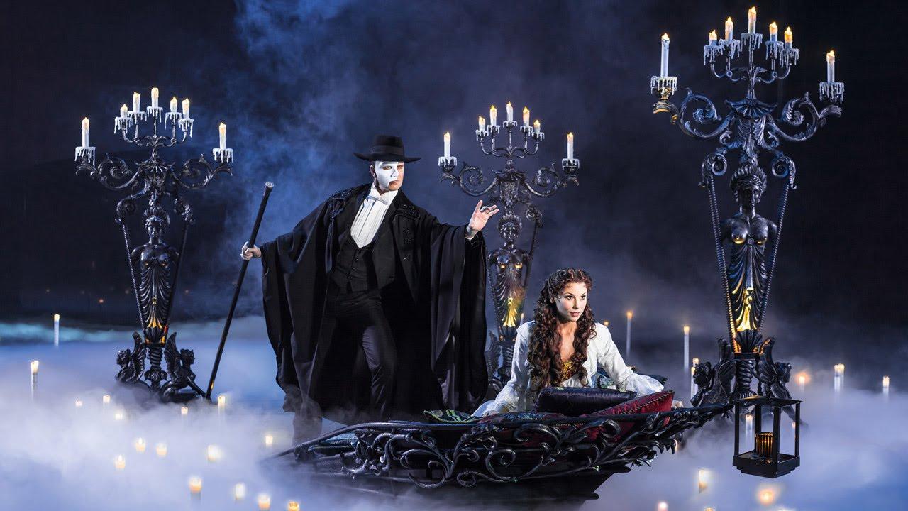 Phantom Der Oper Regensburg