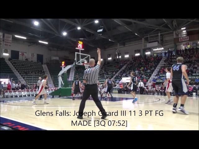 Game Highlights Boys' Varsity: Ichabod Crane vs Glens Falls