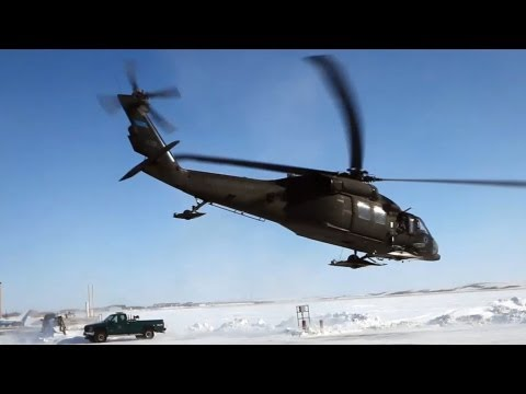Marines Travel to Arctic Circle