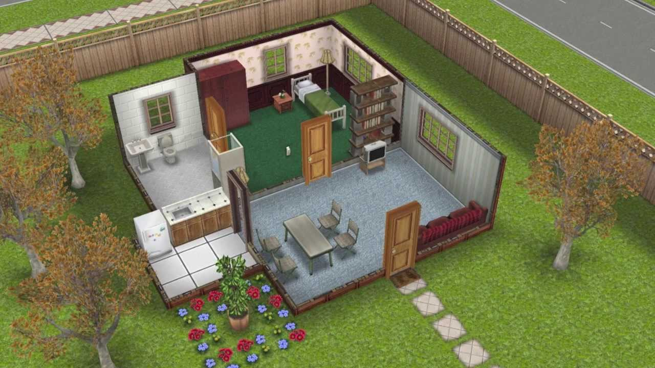 The Sims Freeplay Furnished Townhouse Youtube