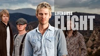 Lifehouse - Flight - Lyrics -OFFICIAL VIDEO - HD