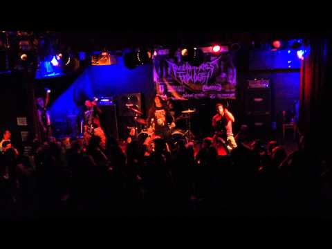 SICK Cannaibalistic torment Building temples from death Houston 2013
