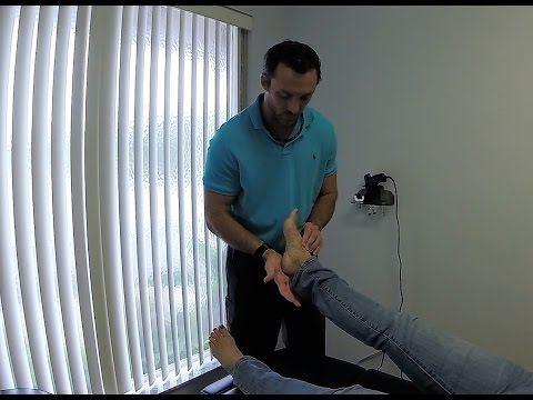 Ankle and Foot Pain Relief - vlog 17 - New Smyrna Beach Chiropractor