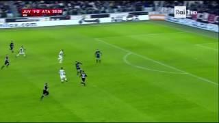 GOL MANDZUKIC JUVENTUS-ATALANTA 2-0