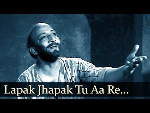 Lapak Jhapak - Boot Polish (1954) - David - Ratan Kumar - Baby Naaz