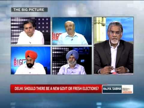 The Big Picture - Delhi: Should there be a new govt or fresh elections?