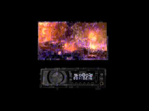 Xtrons D09- In Car DVD/CD/RDS/MP3/Mp4/DivX/USB/Radio player with extra Karaoke/ KTV function