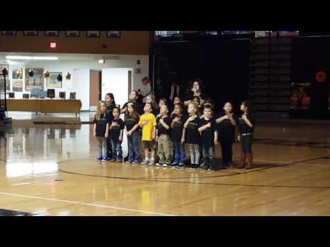 Fifth Street School Anthem