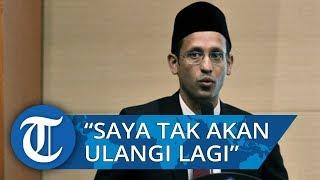 Hari Guru Nasional 2019, Mendikbud Nadiem Makarim Tak Bacakan Teks Pidato yang Viral di Sosmed