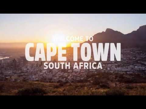 Welcome to Cape Town, South Africa