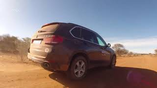 Best Cars:  ADVENTURE TRIP: 2016 BMW X5 in Namibia