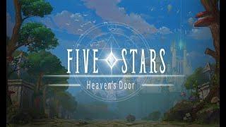 [파이브스타즈] 득템해서 돈버는 게임이 있다? 신작 수집형 RPG 모바일게임(블록체인게임) 파이브스타즈 2차 CBT 플레이(blockchain game fivestars play)