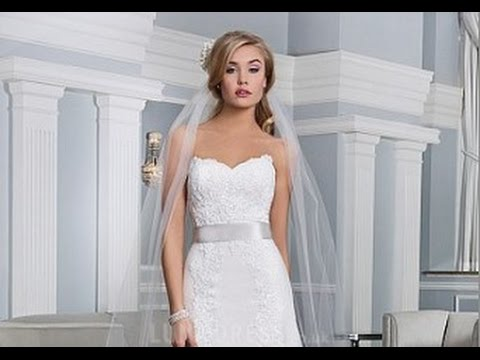 Wedding Dress Petite - YouTube