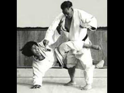 KANI BASAMI - Judo and Jiu Jitsu dangerous - forbidden technique