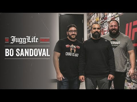 The JuggLife | Bo Sandoval: UFC Performance Institute